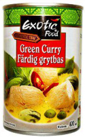 Grytbas Green Curry