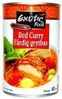Grytbas Red Curry